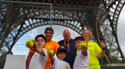 Evenements sous la Tour Eiffel